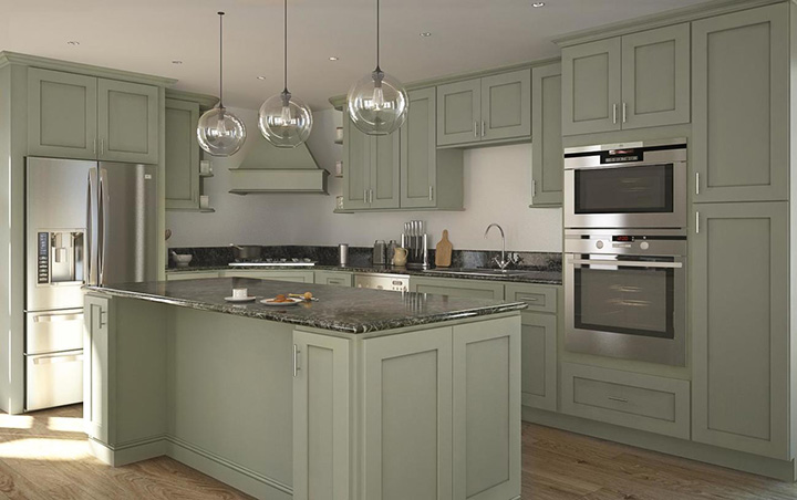 Full Overlay Lower Cabinets Fillers In Kitchen Learn The Language Of Kitchen Cabinetry | Cabinet Terms