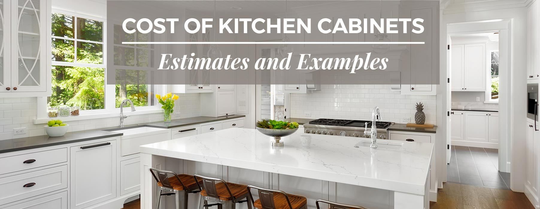 Kitchen Design Store Knoxville Tn Cost Of Kitchen Cabinets Estimates And Examples