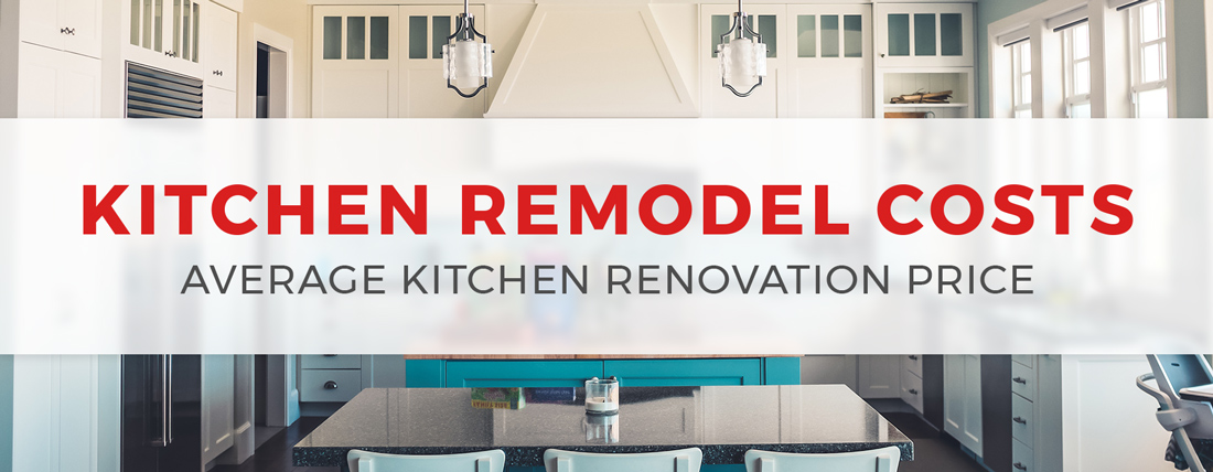 Kitchen Cabinet Design Terminology How Much Does It Cost To Remodel A Kitchen In 2019