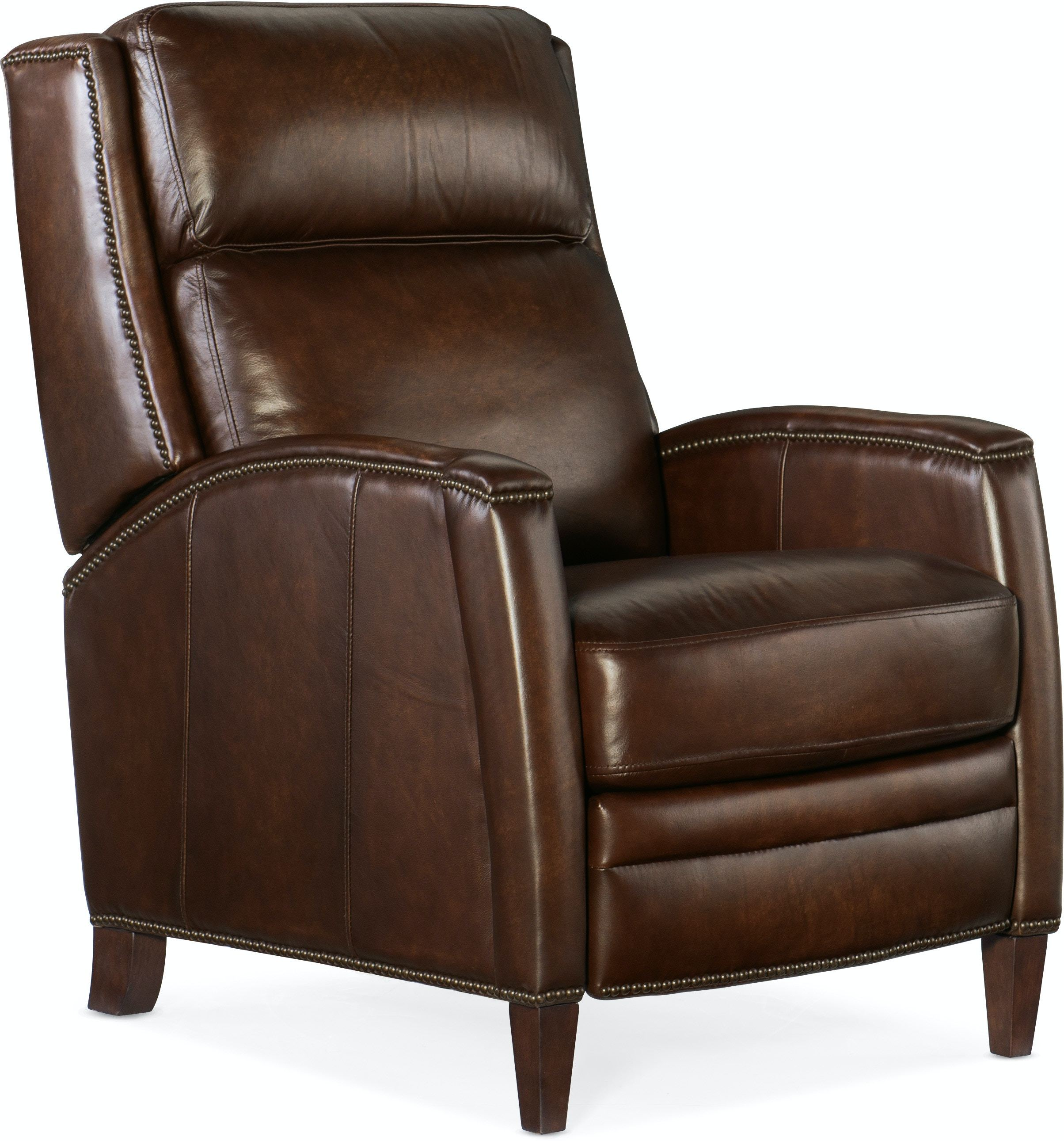 Declan Manual Push Back Recliner By Hooker Furniture Nis272893157 Riley S Furniture Mattress