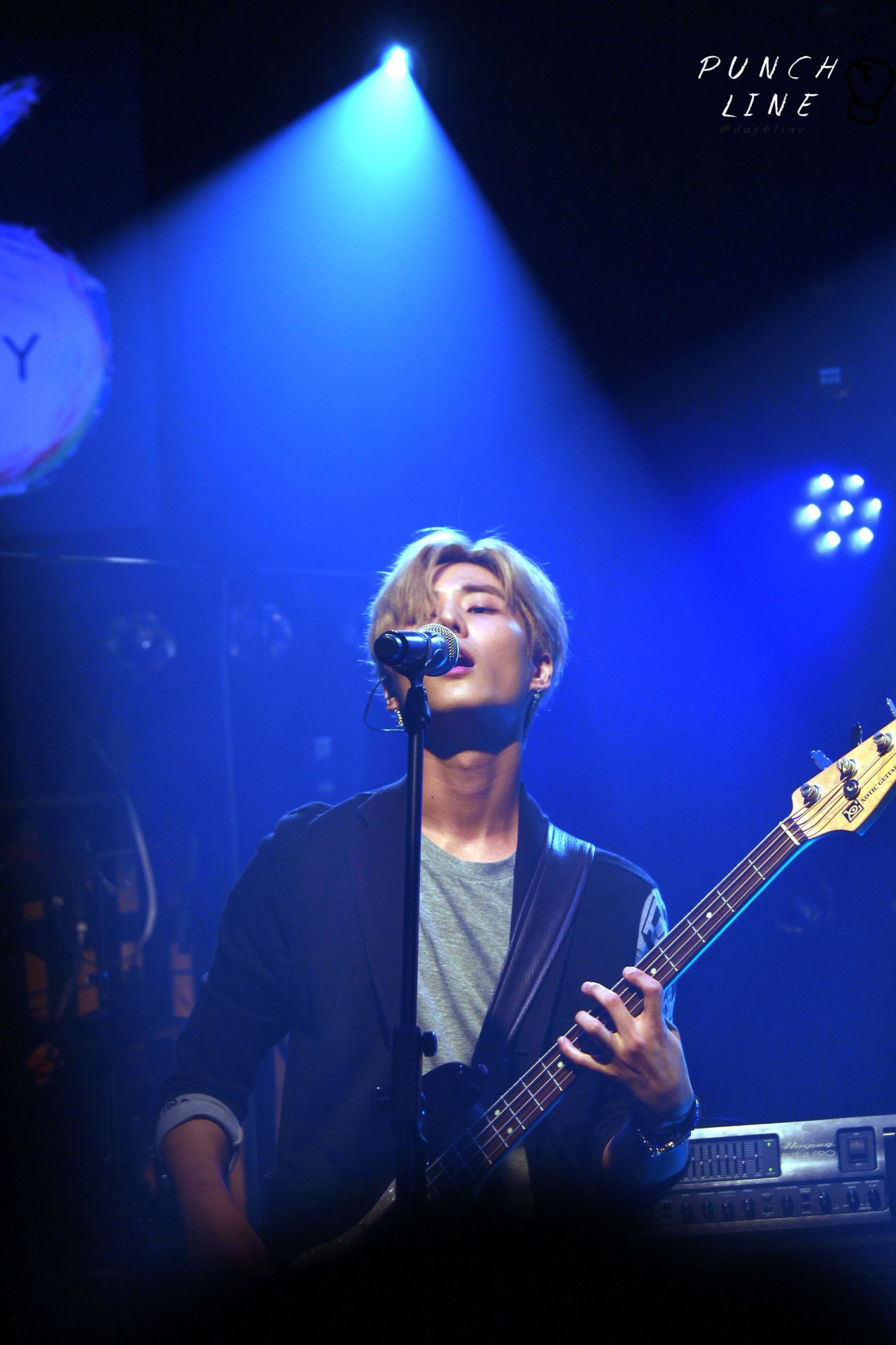 Mic Wallpaper Hd 25 Times Day6 Young K Reminded Everyone Why Bassists Are