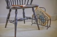 Vintage Cottage Distressed Dining Chair Furniture - La ...