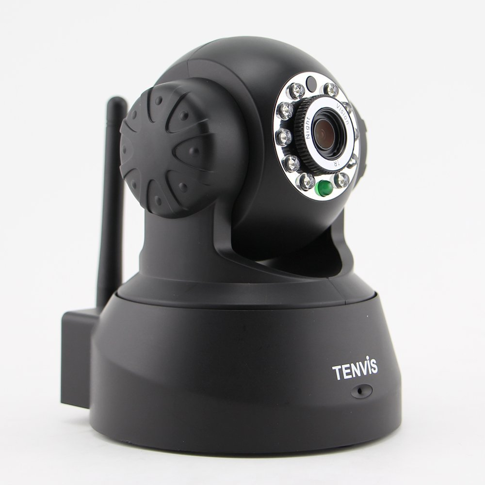 Camera Video Surveillance Exterieur Sans Fil Camera Ip De Surveillance Tenvis Jpt3815w :: Avis, Tests