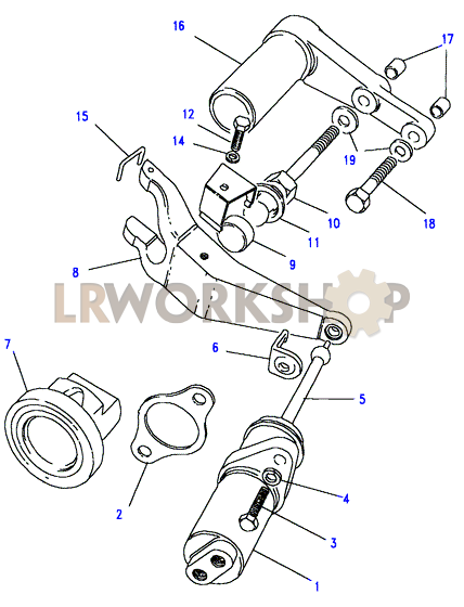 clutch mechanism diagram scout 800