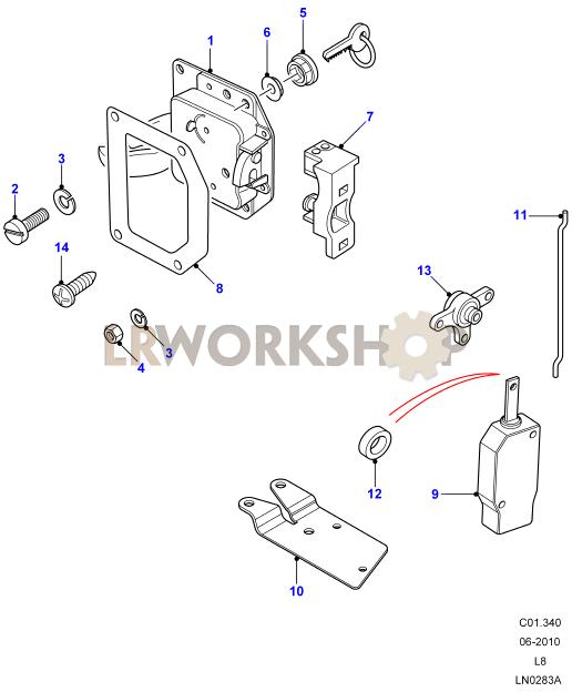power antenna wiring diagram 94 toyota camry
