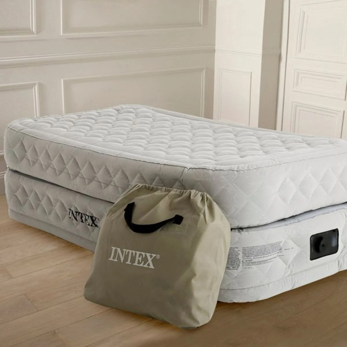 Lit Gonflable électrique Intex Premaire Dream Support 2 Personnes Lit Gonflable Junior Readybed