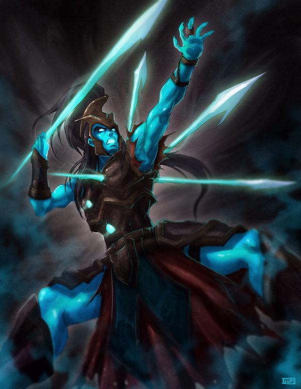 League Of Legends Zed Wallpaper Hd Kalista Community Creations Roundup