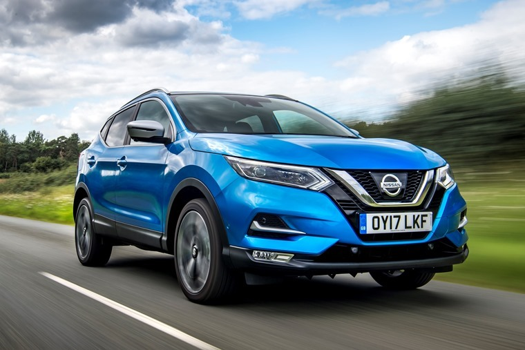 Nissan Qashqai Private Lease Top Five Suvs For Less Than 250 Per Month Leasing
