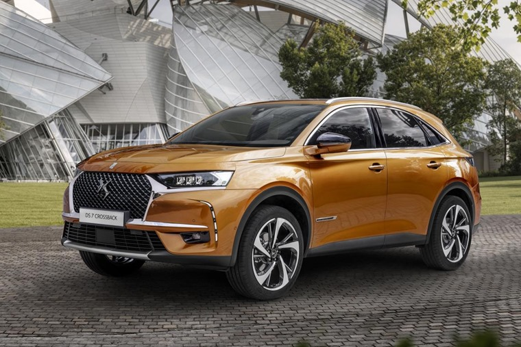 Citroen Ds7 2017 Ds7 Crossback Price And Specs Revealed Hybrid Arriving In