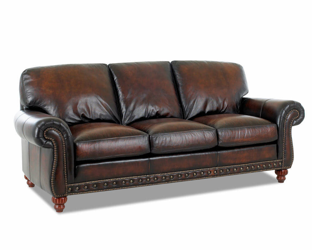 American Made Best Leather Sofa Sets Comfort Design Rodgers 7002