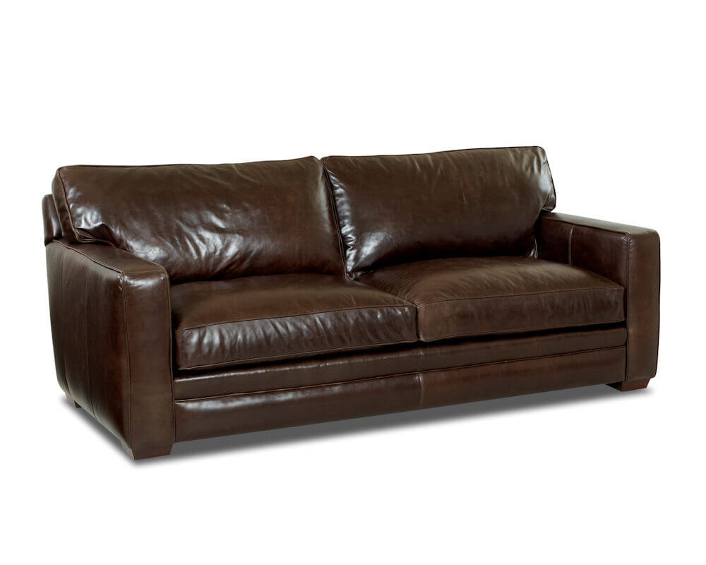 Best Quality Leather Sofas Comfort Design Chicago Sofa Cl1009s