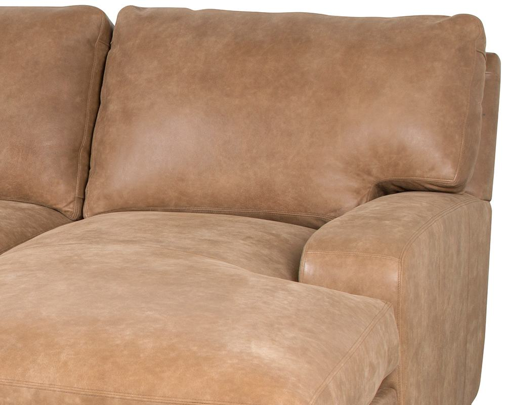 Leather Sectional Vancouver Classic Leather Vancouver Sectional 4514 Leather Furniture Usa