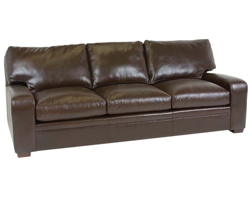 Classic Leather Vancouver Sofa 4513 Leather Furniture Usa