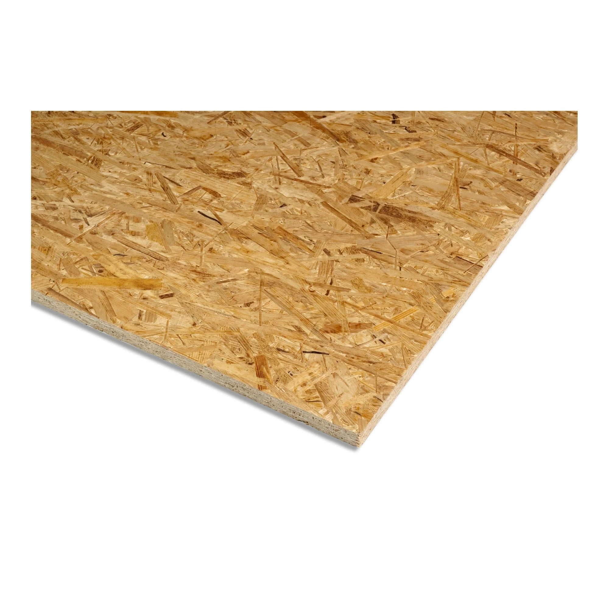 Osb Leroy Merlin Osb 3 2 500 X 1 250 X 6 Mm