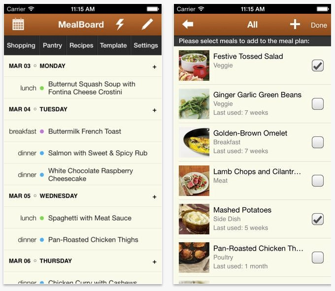 10 Meal Planning Apps You Need To Have To Get Healthier Easily