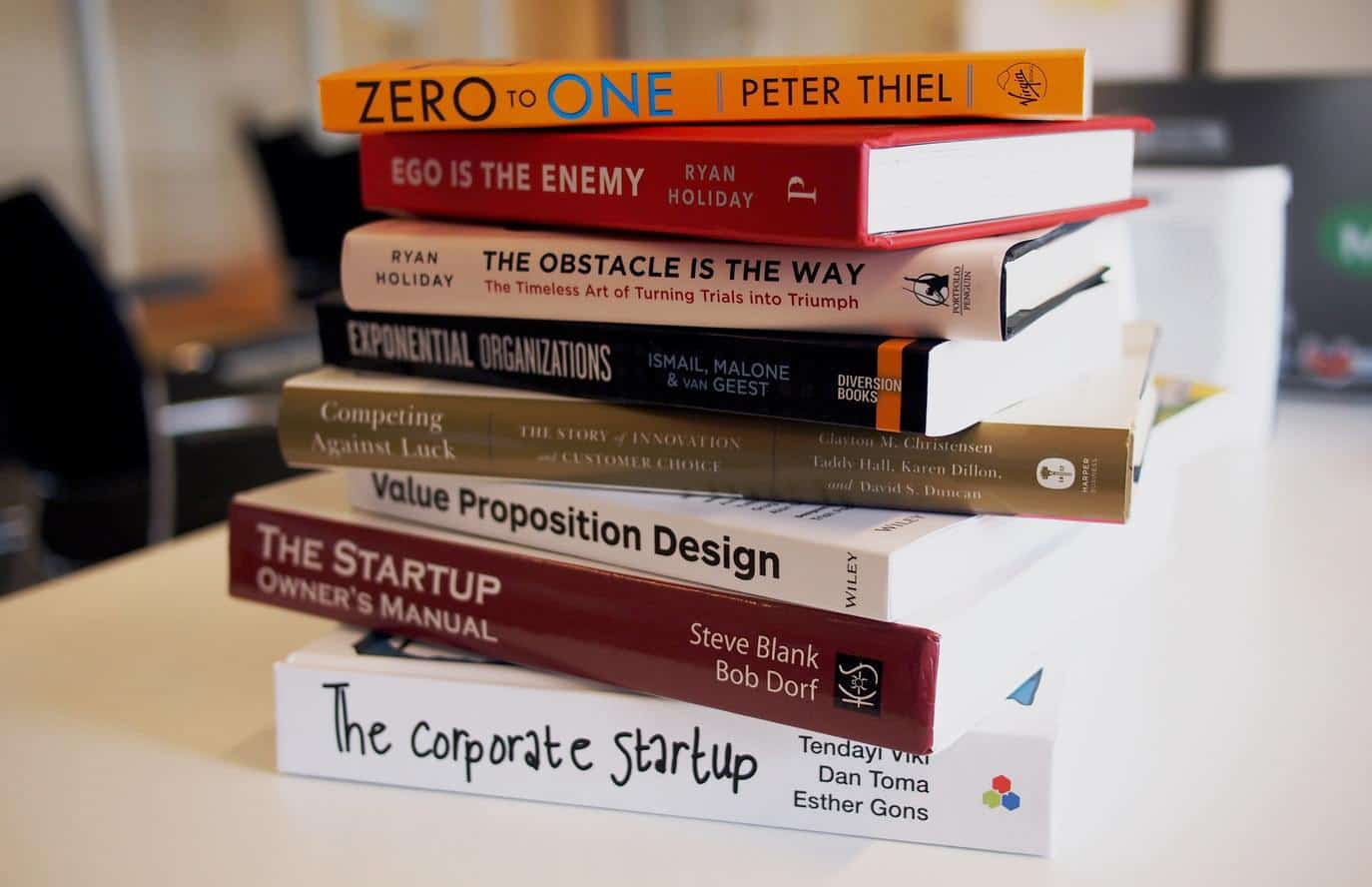 Image Book 20 All Time Best Entrepreneur Books To Make Your Business Successful