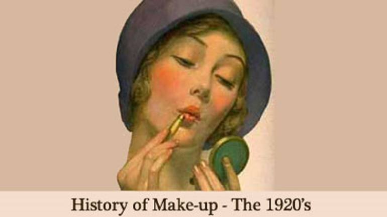 The Interesting History Of Makeup - history of makeup
