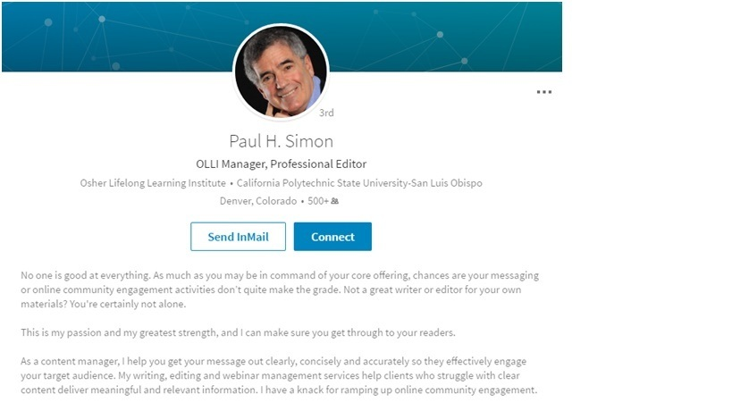 How to Write a LinkedIn Summary That People Would Stop for You
