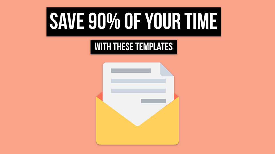 Letter of Recommendation Template that Fit All Your Needs