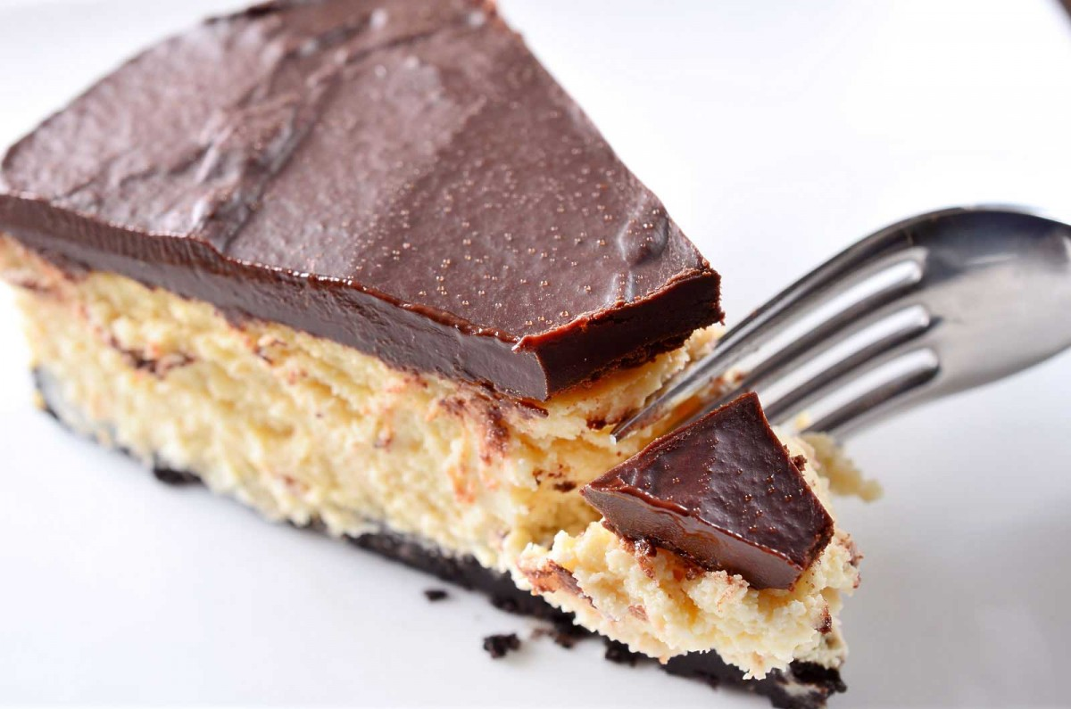 Baileys Kuchen Bailey S Irish Cream Cheesecake With Chocolate Ganache Recipe