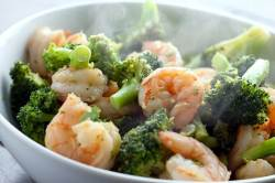 Soulful Broccoli Stir Fry Stir Fry Broccoli Garlic Stir Fry Broccoli Rice Ginger Shrimp