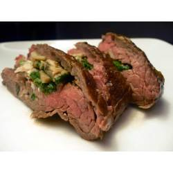 Small Crop Of Flank Steak Oven