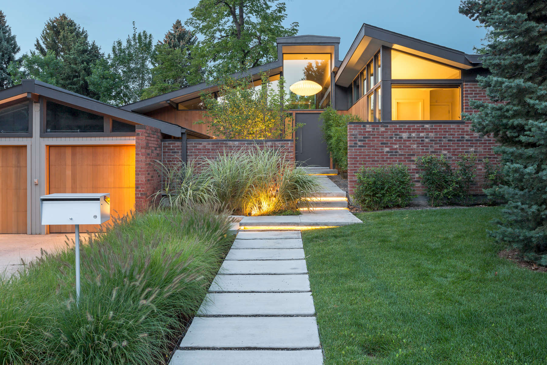 Mid Century Mid Century Modern R Design Land Architects In New York And