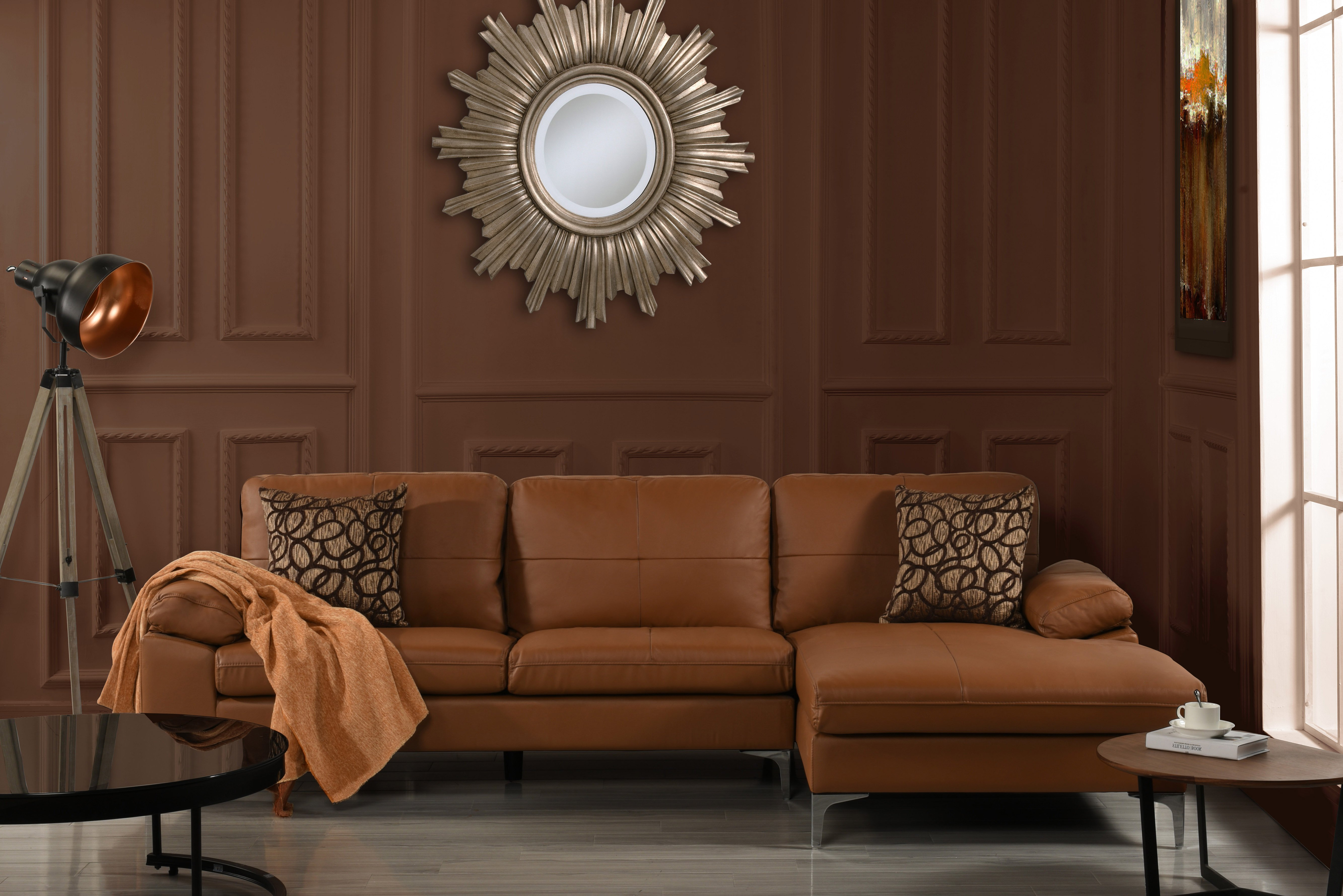Sofa On Sale Ebay Large Leather Sectional Sofa L Shape Couch With Chaise 108 7
