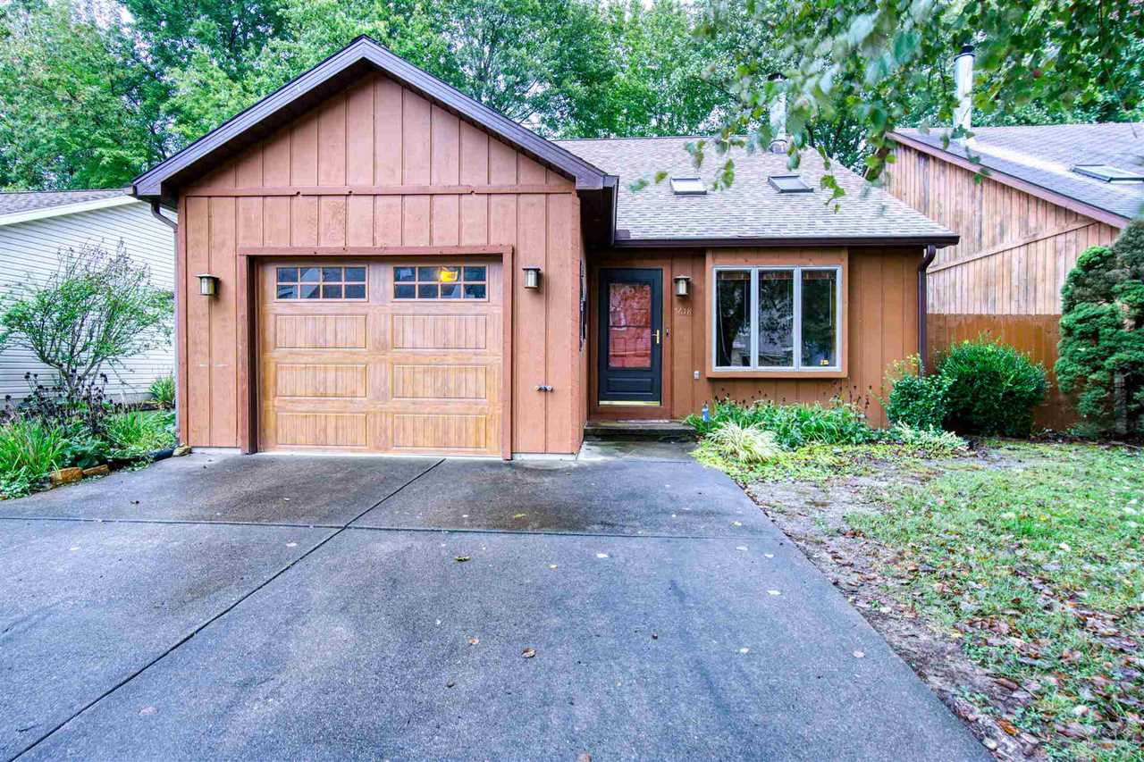 Maple Garage Doors 5618 Maple Lane Newburgh In 47630 Mls 201846573