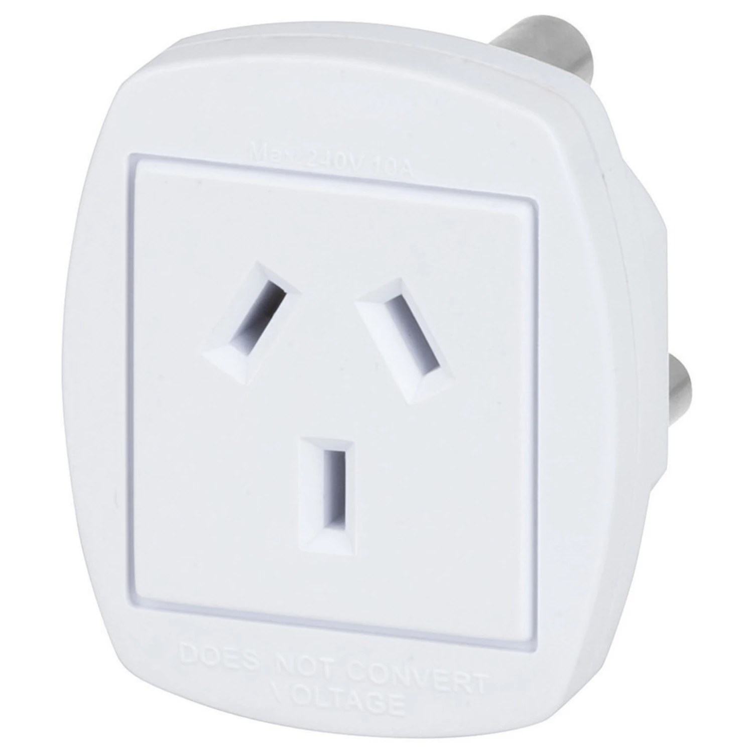 Australia Power Socket Mains Travel Adaptor For Australia New Zealand Going To South