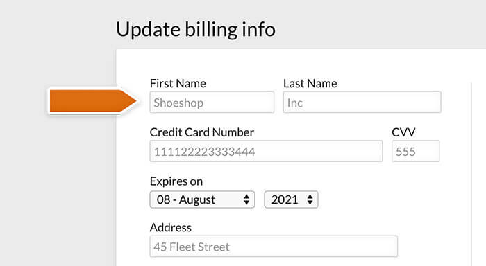 Setting up an invoice for your company LiveChat Knowledge Base - company invoices