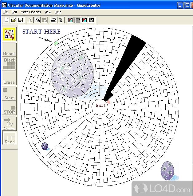 Free Maze Creator - Download