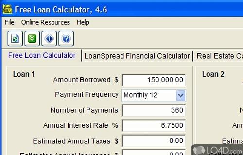 Free Loan Calculator - Download