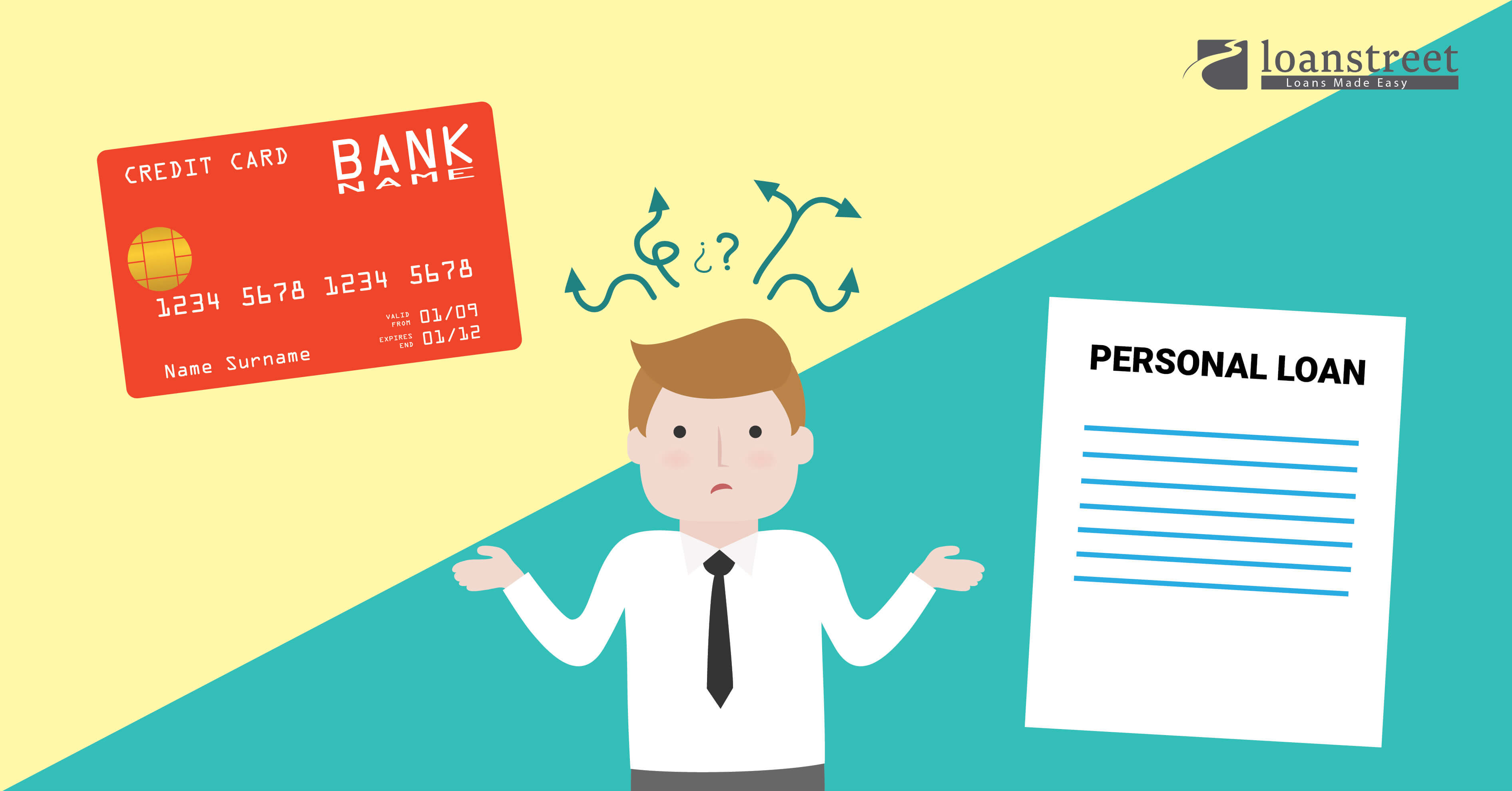 Credit Cards VS Personal Loans. Which Is Better For You?