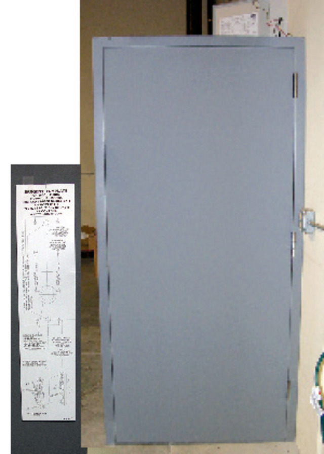 Installing a Sargent Electric Exit Device
