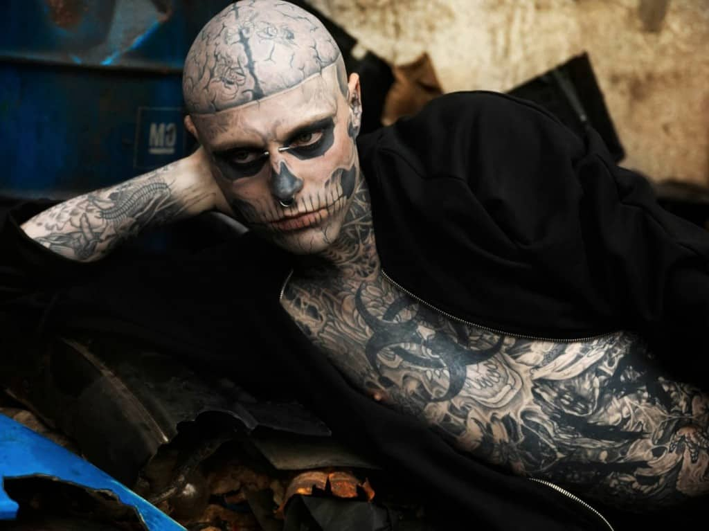 Skeleton Head Wallpaper 3d 16 Unbelievable Examples Of Extreme Body Modification