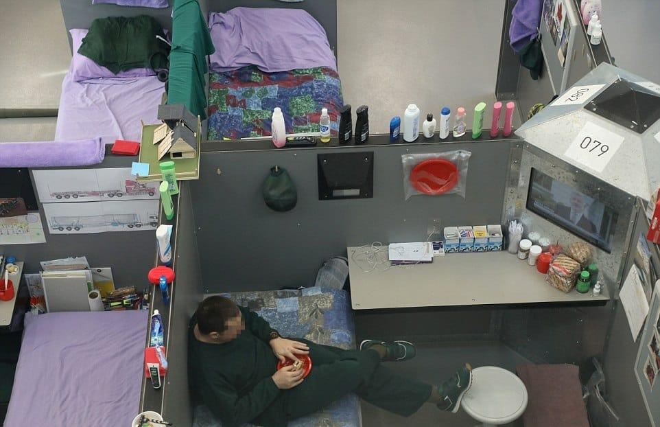 Australia39s New Maximum Security Prison Is Luxurious