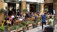 St Martin's Courtyard - Restaurants - Restaurant ...