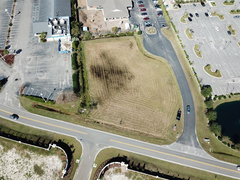 Wal-Mart Tract Parcel B  Lot for Sale  Surfside Beach  Horry