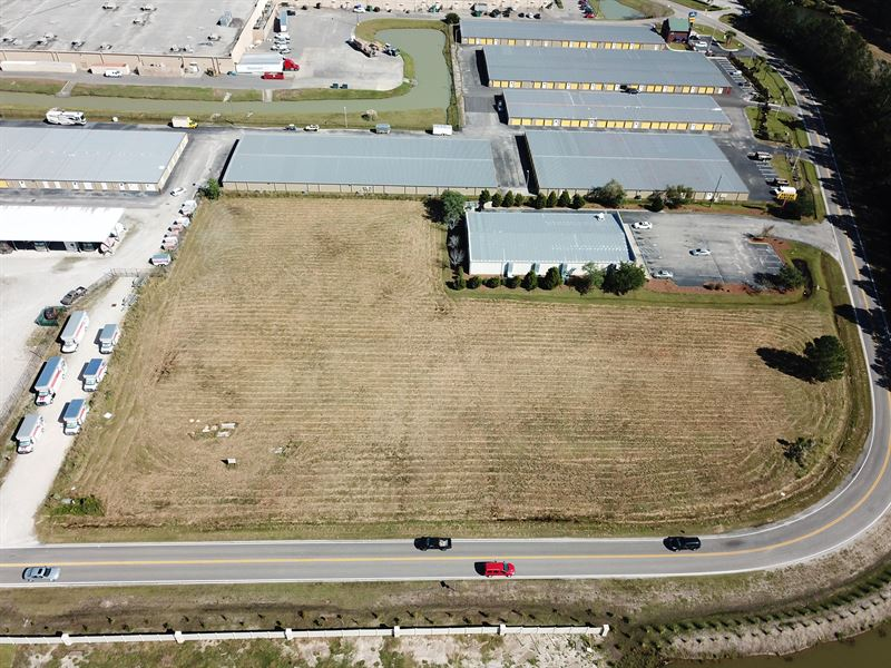 Wal-Mart Tract Parcel C  Lot for Sale  Surfside Beach  Horry