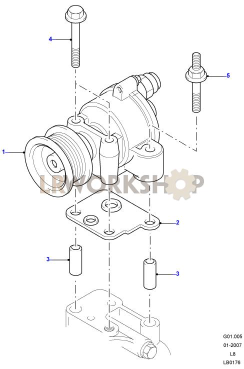 rover engine diagrams