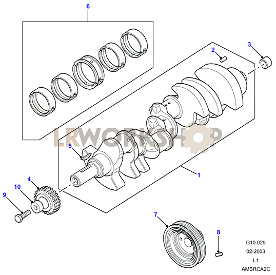 land rover engine diagrams