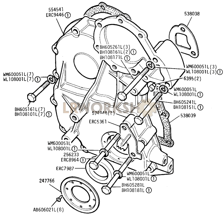 land rover series 2 engine diagrams