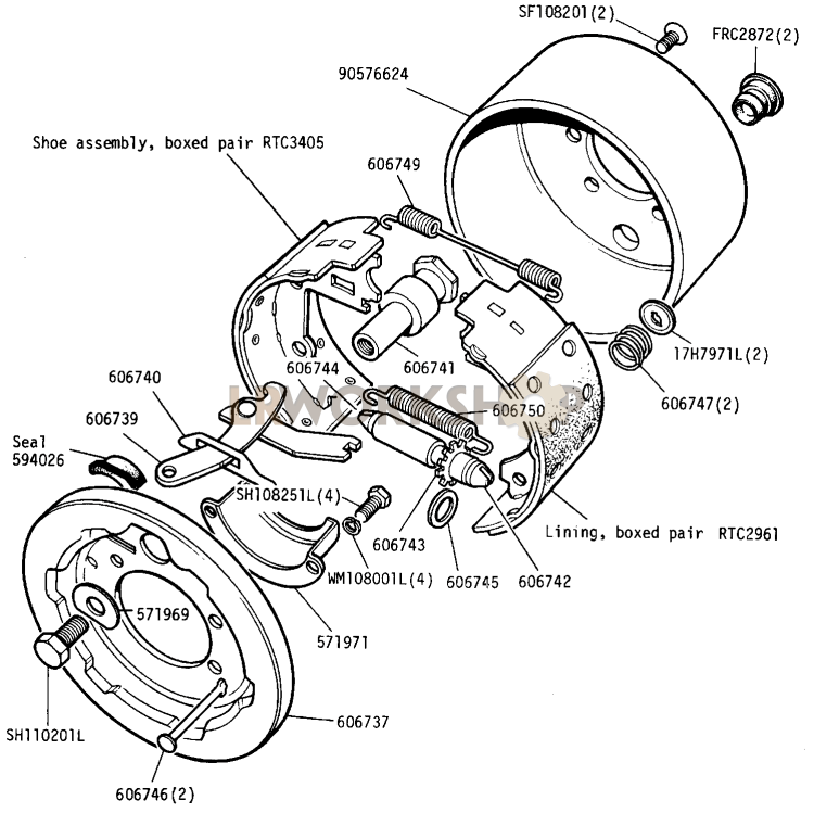 land rover transmission diagrams