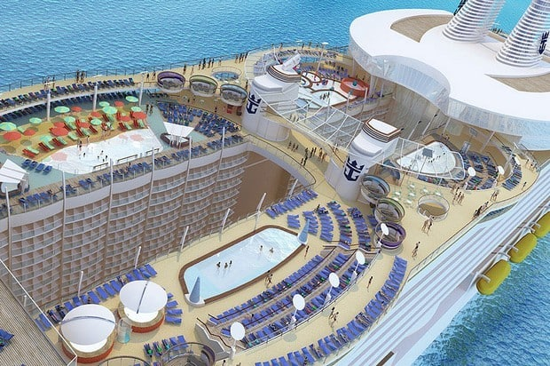 Cash Pool Portugal Royal Caribbean Plans To Launch A New Massive Cruise Ship