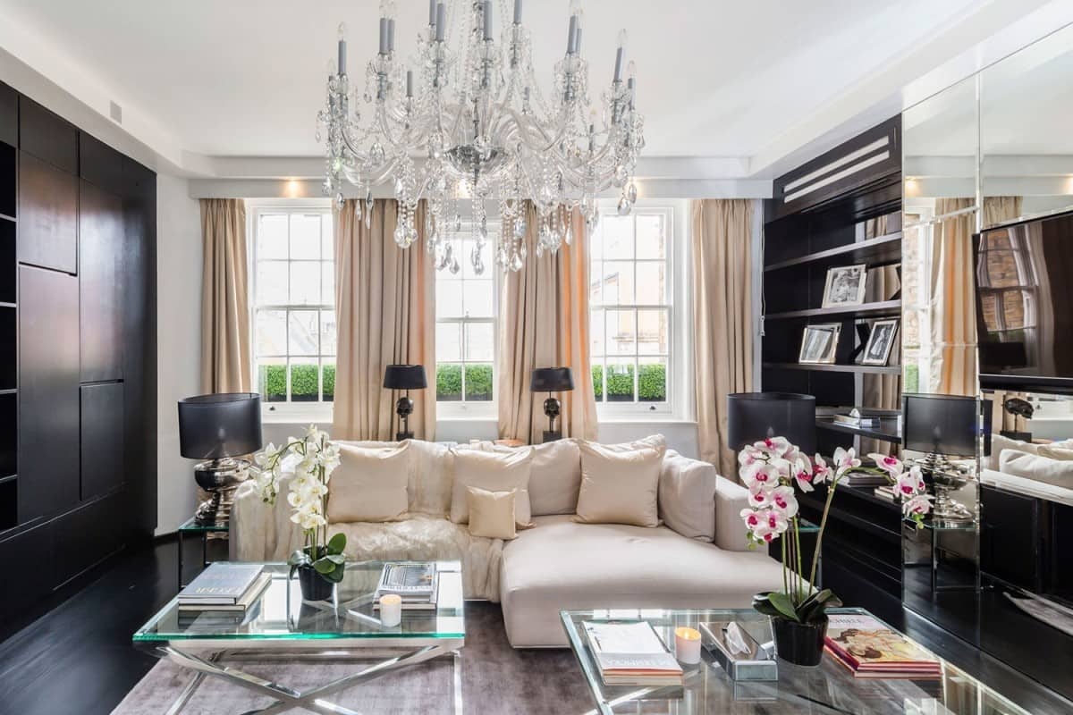 Celebrity Home Decorating Alexander Mcqueen Is Selling His London Penthouse For 10