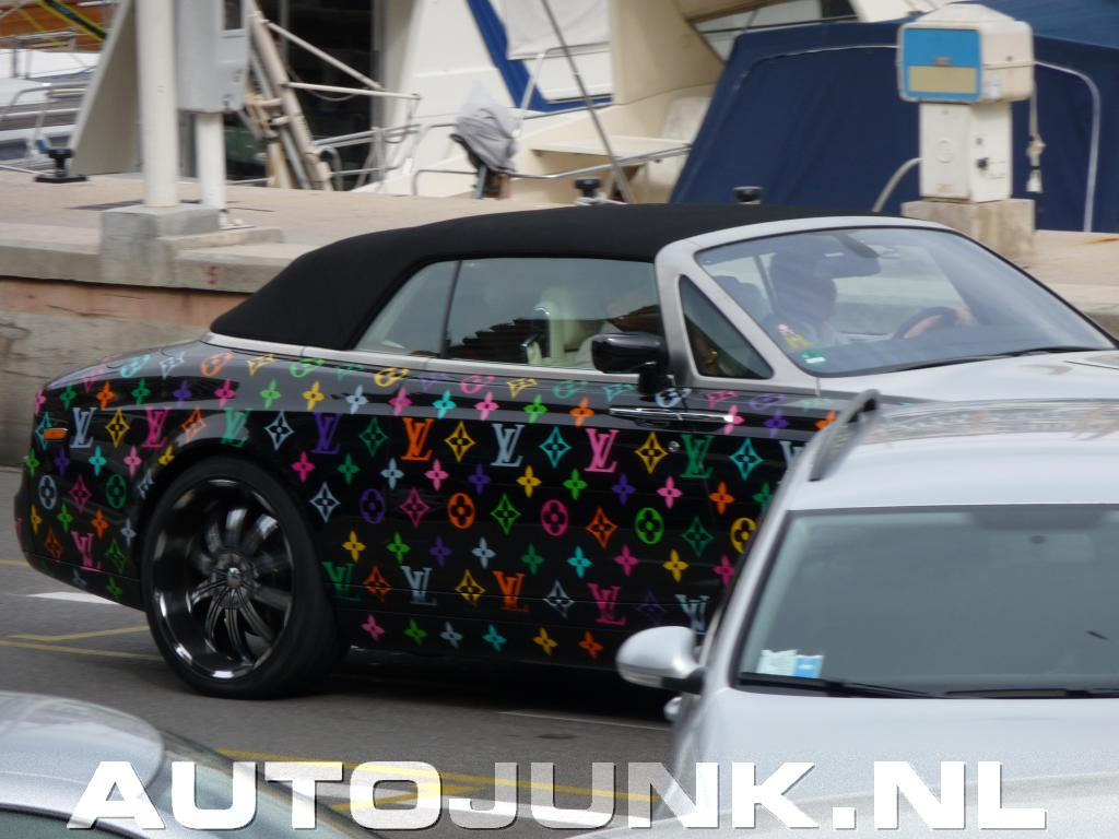 Classic Car Wallpaper For Bedrooms The Ugliest Rolls Royce Ever