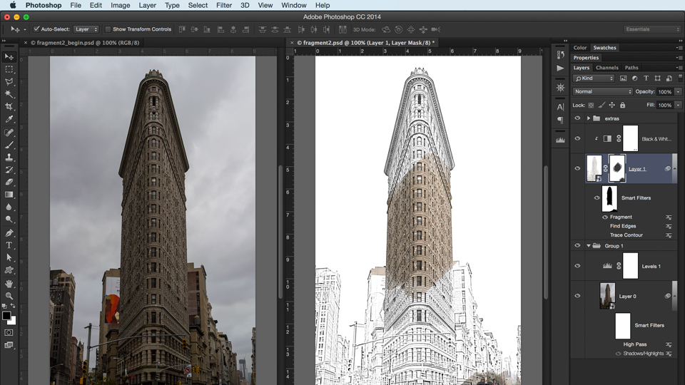 Filter Photoshop Photoshop For Designers: Filters