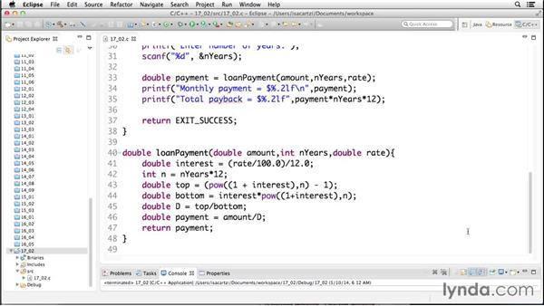 Solution Build a loan calculator - loan interest calculator