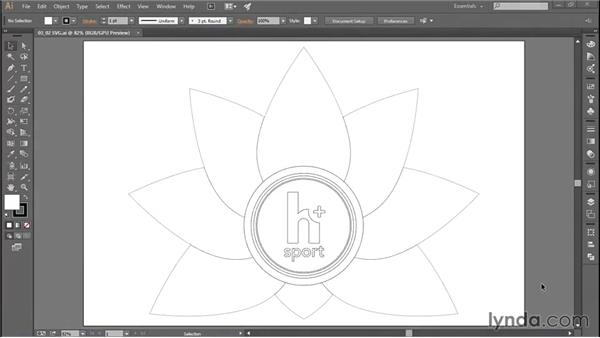 Using scalable vector graphics (SVG)
